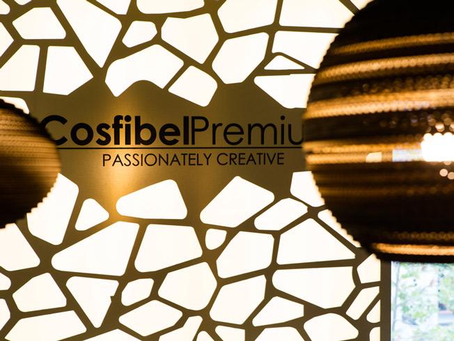 Cosfibel Premium showroom in Boulogne