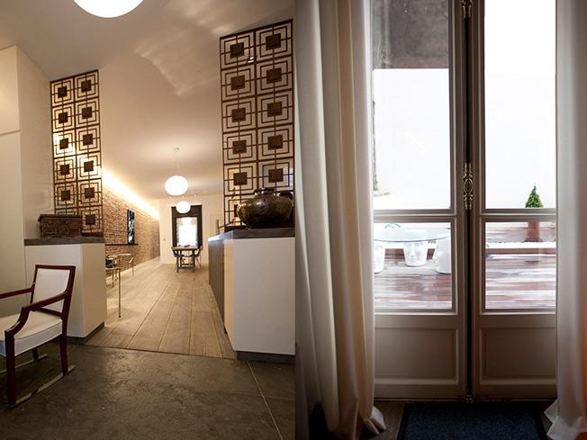 Moha architecture architecture int rieure et d coration for Boutique hotel 7eme