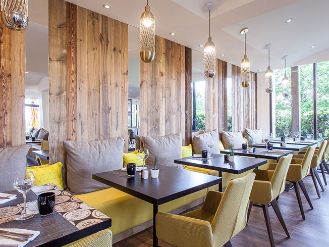 Stunning Decoration Interieur Restaurant Contemporary - Design
