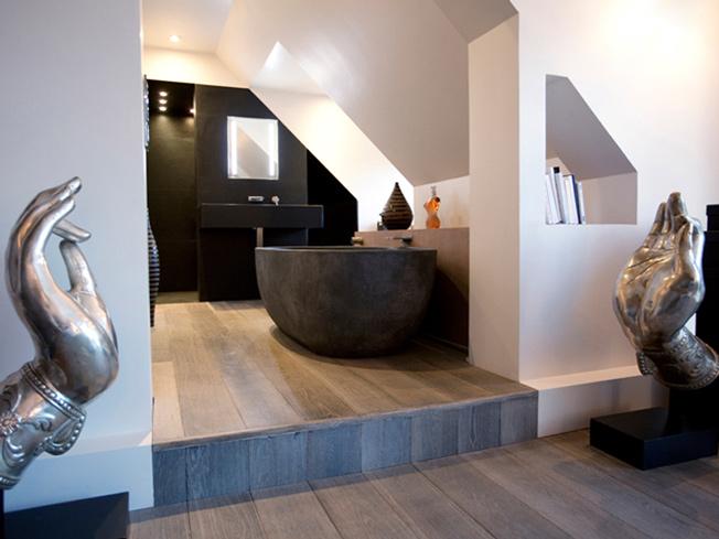 architecture int rieure pour une maison neuilly sur seine une r alisation de l 39 agence moha. Black Bedroom Furniture Sets. Home Design Ideas